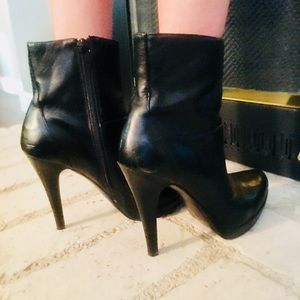 Nine West High Heel Booties